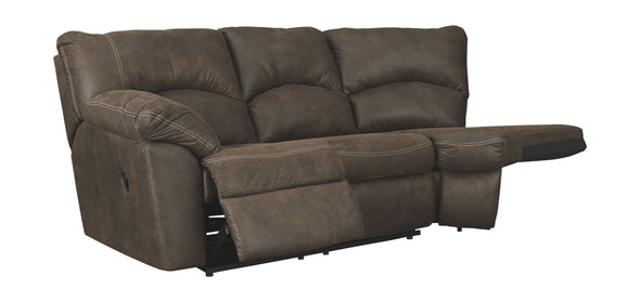 Tambo - Canyon - LAF Reclining Loveseat