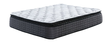 Limited Edition Pillowtop - White - California King Mattress