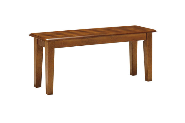Berringer - Rustic Brown - Large Dining Room Bench