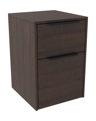 Camiburg - Warm Brown - File Cabinet