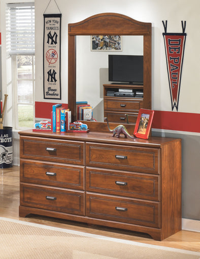 Barchan - Medium Brown - Dresser