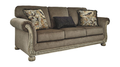 Richburg - Coffee - Sofa