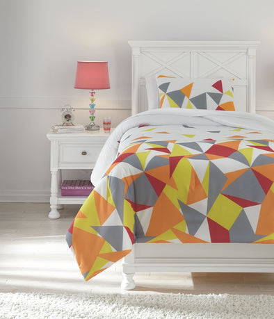 Maxie - Multi -  Comforter Set
