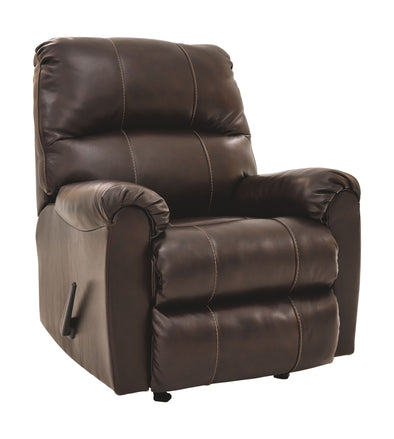 Hermiston - Walnut - Rocker Recliner