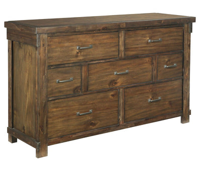 Lakeleigh - Brown - Dresser