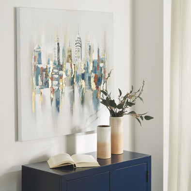 Dorit - Multi - Wall Art