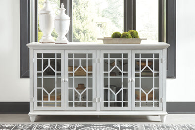 Dellenbury - White - Accent Cabinet