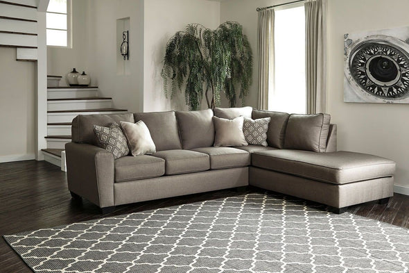 Calicho - Cashmere - LAF Sofa & RAF Corner Chaise Sectional
