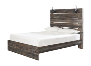 Drystan - Multi -  Panel Bed