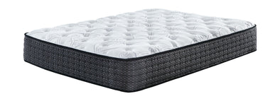 Limited Edition Plush - White - Full Mattress