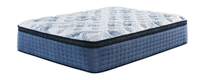Mt Dana Euro Top - White - California King Mattress