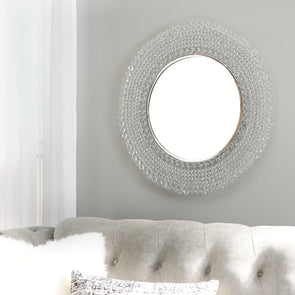 Marly - Clear/Silver Finish - Accent Mirror