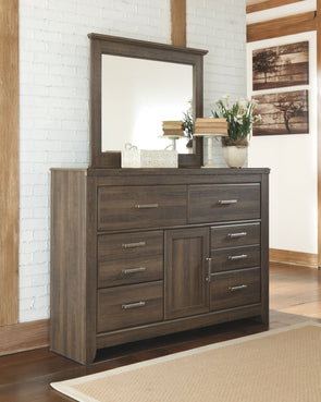 Juararo - Dark Brown - Dresser