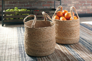 Brayton - Natural - Basket Set (2/CN)