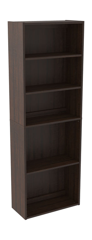 Camiburg - Warm Brown - Bookcase