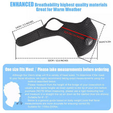 Load image into Gallery viewer, Sports Cycling Mask with Replaceable Activated Carbon Filter