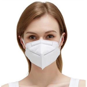 (Box of 50) KN95 FDA Face Masks for Adult