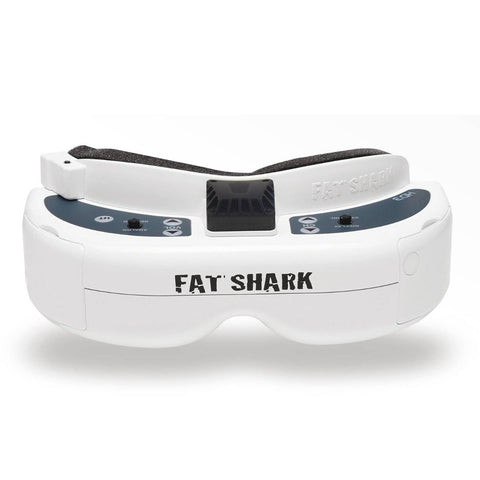 Fatshark FSV1076 Fat Shark Dominator HD3 HD V3 4:3 FPV Goggles Video Glasses Headset with HDMI DVR - Visiocology