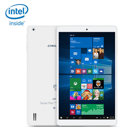 Onda Obook10 Pro 64GB Intel Cherry Trail Z8700 Quad Core 10.1 Inch Windows 10 Tablet - Visiocology