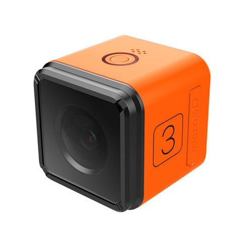 RunCam 3 64G HD 1080p/60fps NTSC/PAL 155 Degree Wide Angle WiFi FPV Camera - Visiocology