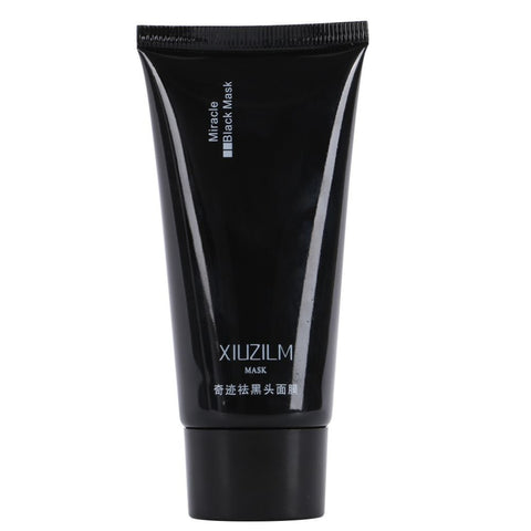 Blackhead Remover Black Mud Deep Cleansing Purifying Peel Acne Face Mask - Visiocology