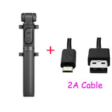 Xiaomi Portable Mini Tripod 3 in 1 Self-portrait Monopod Palo Autofoto Bluetooth Wireless Phone Remote Trigger - Visiocology