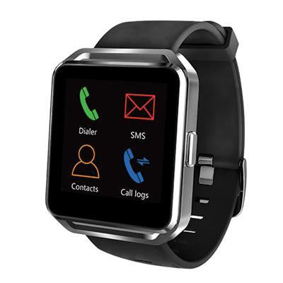 Visiocology : Supersonic SC-65SW Bluetooth 4.0 Smart watch with 1.5 HD LCD Touch Screen Display Clock