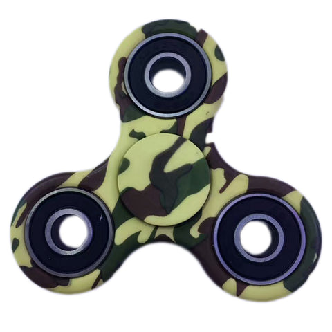 Toy Anti Stress Toys Have Great Fun 5 Colors Kids Adults Hand Spinner Sensory Tri Desk Focus Toy Fingertip Gyro Fidget Spinnner - Visiocology