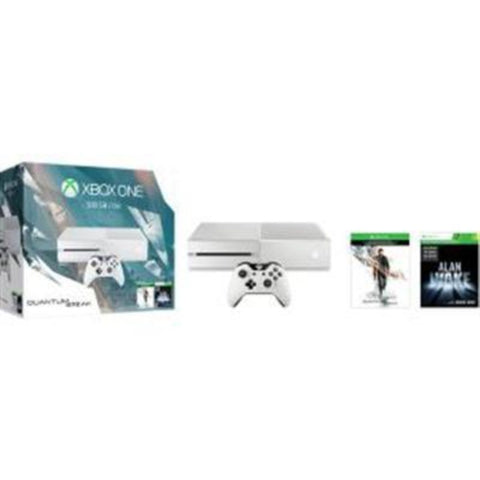 Visiocology Cool Gadgets ~ Microsoft Xbox 5C7-00239 Xbox One 500GB Quantum Break Console Bundle - visiocology.com