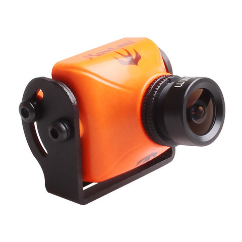 RunCam Swift 2 1/3 CCD 600TVL PAL Micro Camera IR Blocked FOV 130/150/165 Degree 2.5mm/2.3mm/2.1mm w/ OSD MIC - Visiocology