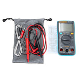 ANENG AN8002 Digital Ture RMS 6000 Counts Multimeter AC/DC Current Voltage Frequency Resistance Temperature Tester ℃/℉ - visiocology - Boston