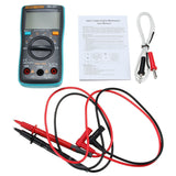 ANENG AN8002 Digital Ture RMS 6000 Counts Multimeter AC/DC Current Voltage Frequency Resistance Temperature Tester ℃/℉ - visiocology - new orleans