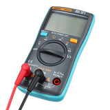 ANENG AN8002 Digital Ture RMS 6000 Counts Multimeter AC/DC Current Voltage Frequency Resistance Temperature Tester ℃/℉ - visiocology - chicago