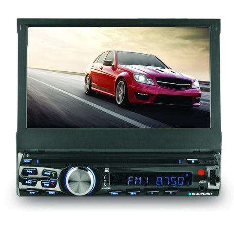"Blaupunkt ~ Austin 440 Bluetooth 7"" Touchscreen Car Single din In dash Dvd Receiver Player-Visiocology"