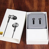 Original Xiaomi QTEJ02JY Hybrid Pro Six Drivers Graphene Earphone Headphone With Mic For iPhone and Android Silver - Visiocology