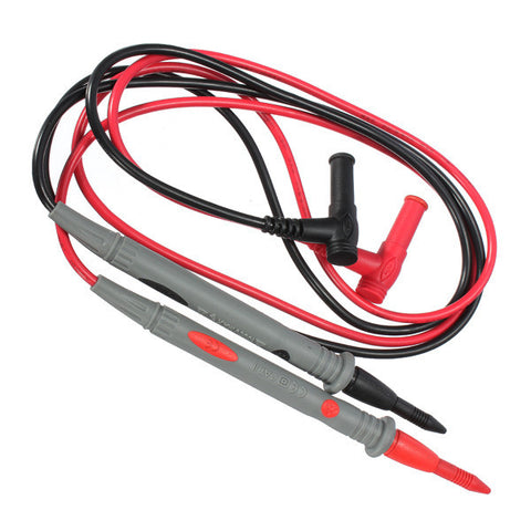 DANIU 1 Pair 1000V 20A Banana Universal Multimeter Test Probe Leads Cable-Visiocology