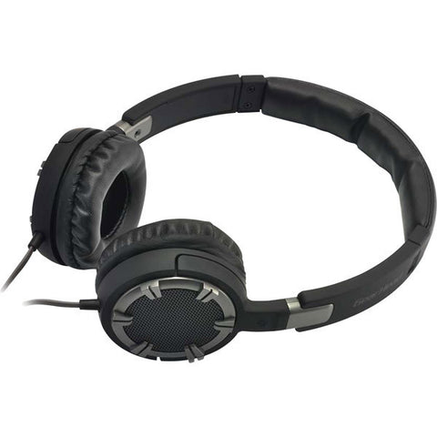 Dynamic Bass Stereo Headphones With Noise Isolation-Visiocology