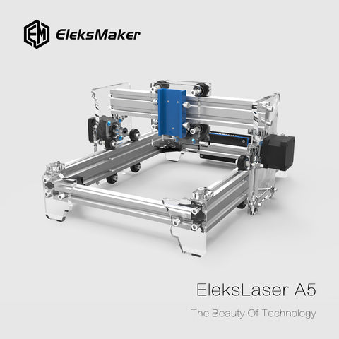 EleksMaker® EleksLaser-A5 Pro Engraving Machine CNC Printer With No Laser Module-Visiocology