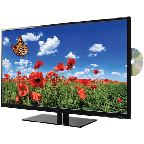 "GPX TDE3274BP 32"" 1080p LED TV/DVD Combination New - Visiocology"