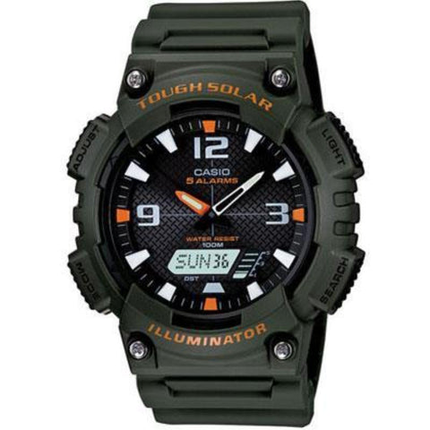 Casio Analog Digital Solar Watch
