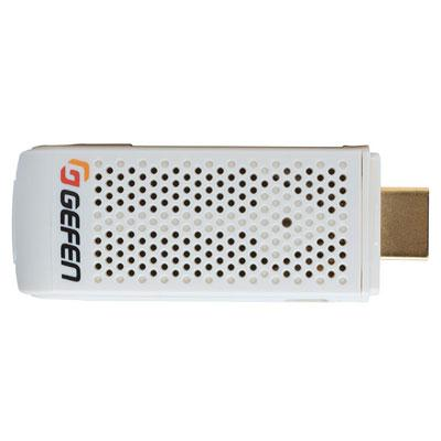 Gefen Compact Sender Wireless HDMI 5GHz HD Audio and Video to HDTV Screen up to 30 feet - Visiocology
