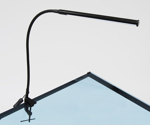 Home Office LED Bar Lamp Black - Visiocology