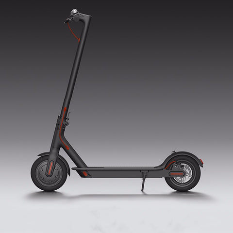 Intelligent Ultra-light Xiaomi M365 IP54 12.5kg Long Life 30km Folding Electric Scooter BMS Double Brake System 25 km/h Max. Load 100kg Two Wheels Electric Scooter-Visiocology