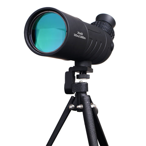 IPRee 20x60/16x52 Traveller Monocular HD Telescope Optic Lens Bird Watching High Definition View Eyepiece - Visiocology