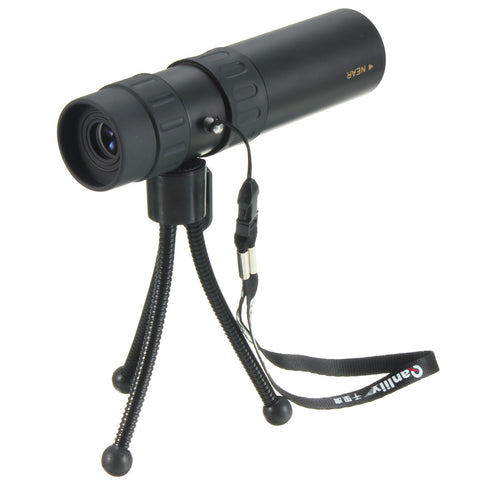 IPRee Camping Hiking 10-90 Zoom Optical Lens Monocular Telescope - Visiocology