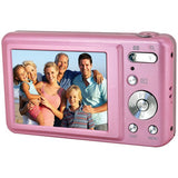 My Great Bell+howell 15.0 Megapixel S30hdz Fancy Slim Digital Camera With 5x Optical Zoom (pink) - Visiocology