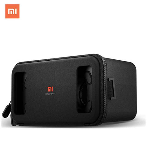 Original Xiaomi 3D VR Virtual Reality Headset Glasses For 4.7-5.7 inch Smartphone Phone-Visiocology