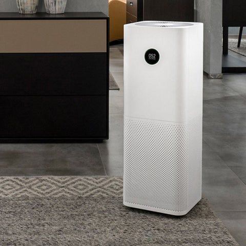 Visiocology.com : Original Xiaomi Air Purifier Pro for Home Laser Particle Sensor OLED Display Screen Air Cleaner