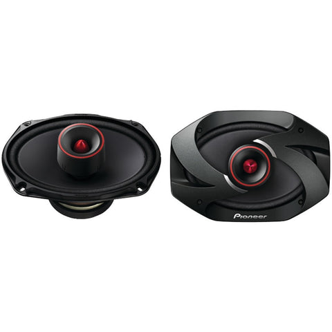Pioneer ~ Pro Series 6 X 9 inch 600 watt 2 way Car Audio Sound Speakers-Visiocology