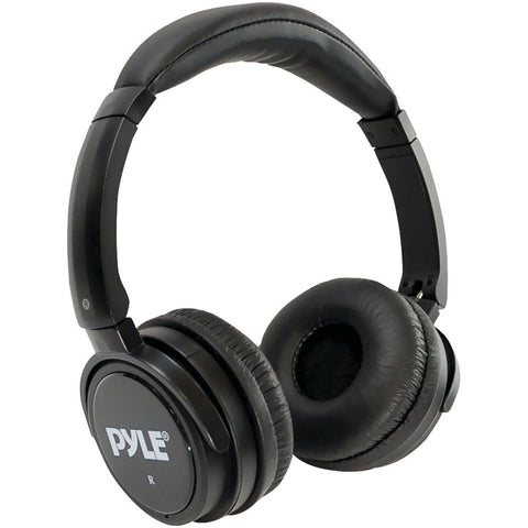 PYLE PHPNC15 Folding Noise-Canceling Headphones-Visiocology